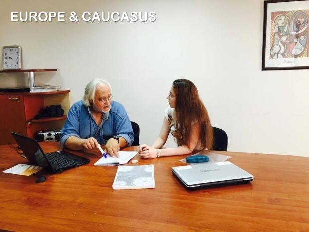 Europe & Caucasus