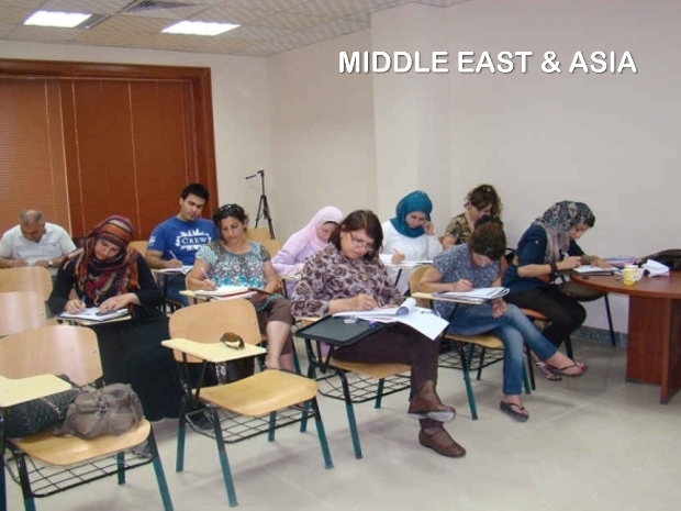 Middle East & Asia