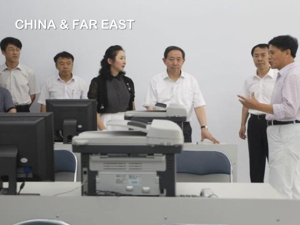 China & Far East